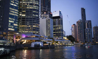 Brisbane River Dinner Cruise Thumbnail 2