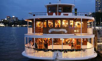 Brisbane River Dinner Cruise Thumbnail 4