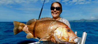 Airlie Beach Half Day Fishing Charter Thumbnail 3
