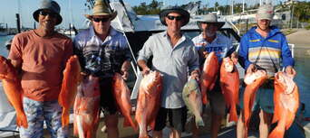 Full Day Fishing Charter including Lunch Thumbnail 5