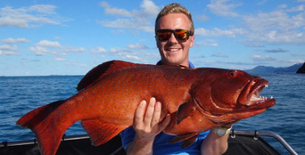 Full Day Fishing Charter including Lunch Thumbnail 1