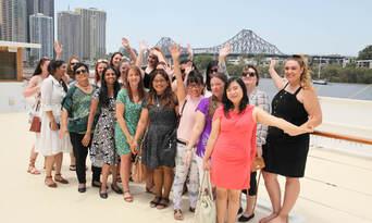Brisbane Buffet Lunch Cruise - Weekdays Thumbnail 2