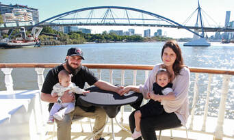 Brisbane Buffet Lunch Cruise - Weekdays Thumbnail 4