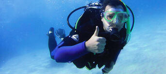 Moreton Island Scuba Diving Thumbnail 4