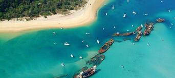 Moreton Island Scuba Diving Thumbnail 5