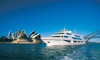 Sydney Harbour Top Deck 3 Course Lunch Cruise Thumbnail 1