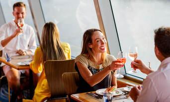 Sydney Harbour Top Deck 3 Course Lunch Cruise Thumbnail 4