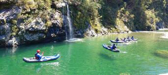 Hobbit Kayaking Tour on Pelorus River Thumbnail 2