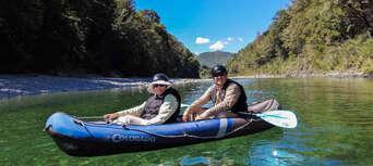 Hobbit Kayaking Tour on Pelorus River Thumbnail 4