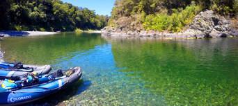 Hobbit Kayaking Tour on Pelorus River Thumbnail 6