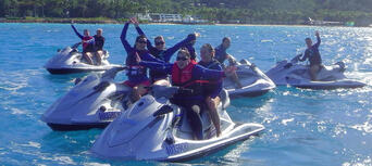 1.5 Hour Jet Ski Guided Tour from Airlie Beach Thumbnail 4