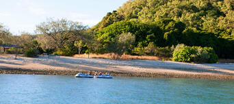 1.5 Hour Jet Ski Guided Tour from Airlie Beach Thumbnail 5