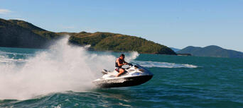 1.5 Hour Jet Ski Guided Tour from Airlie Beach Thumbnail 6