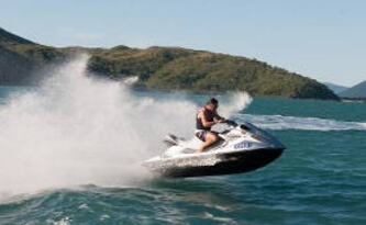 1.5 Hour Jet Ski Guided Tour from Airlie Beach Thumbnail 1