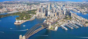 Sydney Scenic Helicopter Flight with Transfers Thumbnail 2