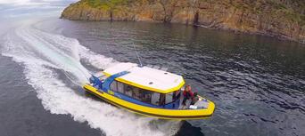 Iron Pot Scenic Cruise from Hobart Thumbnail 2
