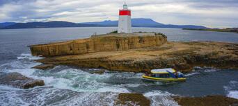 Iron Pot Scenic Cruise from Hobart Thumbnail 5
