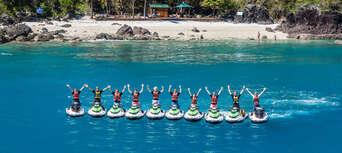 2 Hour South Molle and Whitsunday Island Jet Ski Safari Thumbnail 2