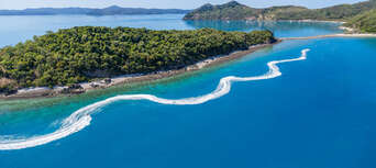 2 Hour South Molle and Whitsunday Island Jet Ski Safari Thumbnail 3