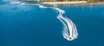 2 Hour South Molle and Whitsunday Island Jet Ski Safari Thumbnail 5