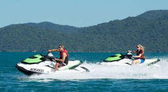 2 Hour South Molle and Whitsunday Island Jet Ski Safari Thumbnail 1