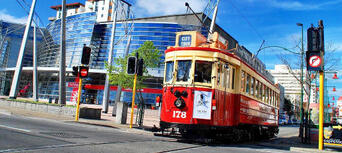 Christchurch Tram Tickets Thumbnail 2