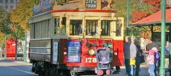 Christchurch Tram Tickets Thumbnail 5