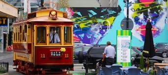 Christchurch Tram Tickets Thumbnail 1