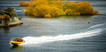 KJet 1 hour Jetboat Ride in Queenstown Thumbnail 5