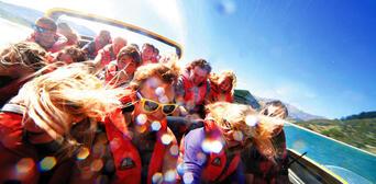 KJet 1 hour Jetboat Ride in Queenstown Thumbnail 4
