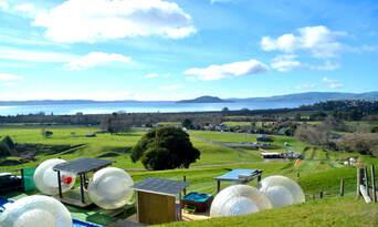 Zorb Rotorua Experience Thumbnail 3