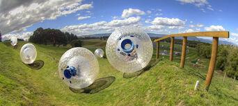 Zorb Rotorua Experience Thumbnail 2