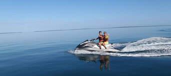 Fraser Island 2.5 Hour Scenic Jetski Tour Thumbnail 2