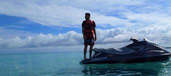 Fraser Island 2.5 Hour Scenic Jetski Tour Thumbnail 5