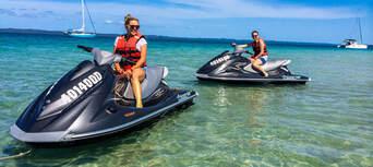 Fraser Island 2.5 Hour Scenic Jetski Tour Thumbnail 6