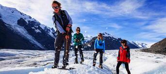 Tasman Glacier Heli Hike from Mount Cook Thumbnail 1