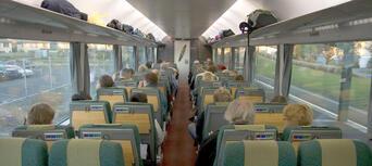 TranzAlpine Rail Journey between Christchurch and Greymouth Thumbnail 3