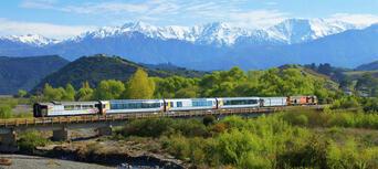 TranzAlpine Rail Journey between Christchurch and Greymouth Thumbnail 4