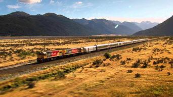 TranzAlpine Rail Journey between Christchurch and Greymouth Thumbnail 5