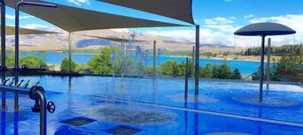 Tekapo Springs Hot Pools with Optional Sauna Thumbnail 3