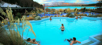 Tekapo Springs Hot Pools with Optional Sauna Thumbnail 1