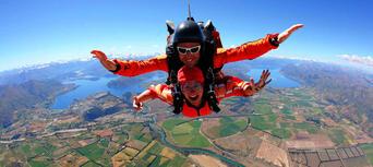 Wanaka Skydiving Thumbnail 2