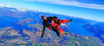 Wanaka Skydiving Thumbnail 3