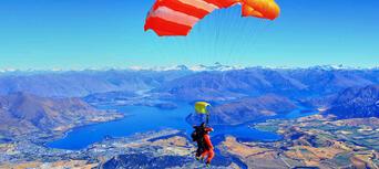 Wanaka Skydiving Thumbnail 6