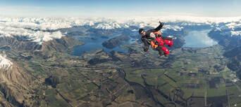 Wanaka Skydiving Thumbnail 1