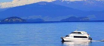 Taupo Cruise Helicopter and Jet Boating Combo Thumbnail 2