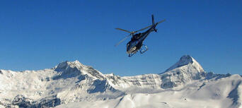 Mount Cook Heli skiing from Queenstown Thumbnail 3