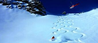 Mount Cook Heli skiing from Queenstown Thumbnail 5