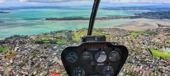 35 Minute Coast to Coast Helicopter Flight Thumbnail 2