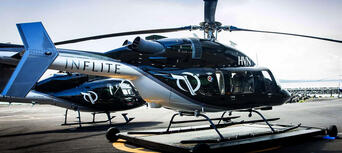 35 Minute Coast to Coast Helicopter Flight Thumbnail 3
